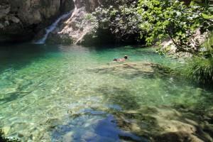 Río Borosa en Santiago-Pontones