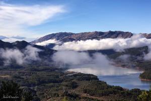 Pantano del Tranco en Santiago-Pontones