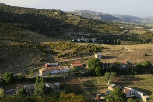 Aldeas Arroyo Venancia, El Cerezo y El Cortijo Nuevo. Fotografía Serafín Fernández