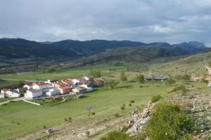 Aldea Casas de Carrasco. Fotografía Serafín Fernández
