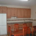 Cocina Apartamentos Egeivan