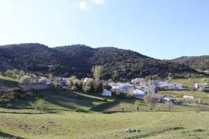 Aldea El Cerezo. Fotografía Serafín Fernández