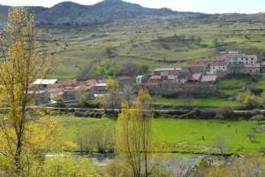 Aldea Fuente Segura. Fotografía Serafín Fernández