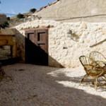 Terraza Casa Rural Alkaras