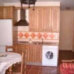 Cocina Alojamientos Aguasblanquilla