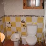 Baño Alojamientos Bellavista Bajo
