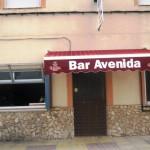 Entrada Bar Avenida
