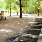 Barbacoas Camping La Chopera de Coto Ríos