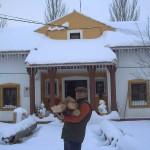Entrada Casa Rural Don Domingo