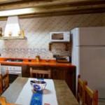 Cocina Casa Rural Alkaras