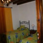 Dormitorio Casa Rural Don Domingo