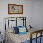 Dormitorio Casa Rural Balbino