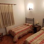 Dormitorio Casa Rural El Rincón