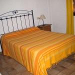 Dormitorio matrimonio Apartamentos Los Villares