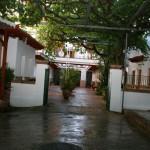 entrada Apartamentos El Pinar
