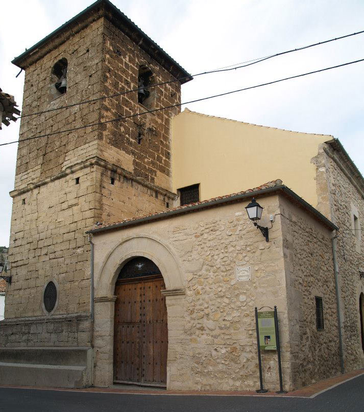Iglesia de Santiago de la Espada
