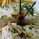 Plato Restaurante Madreselva