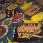 Comida de grupo Bar Ponce