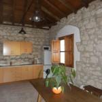Salón-cocina Posada del Perchel
