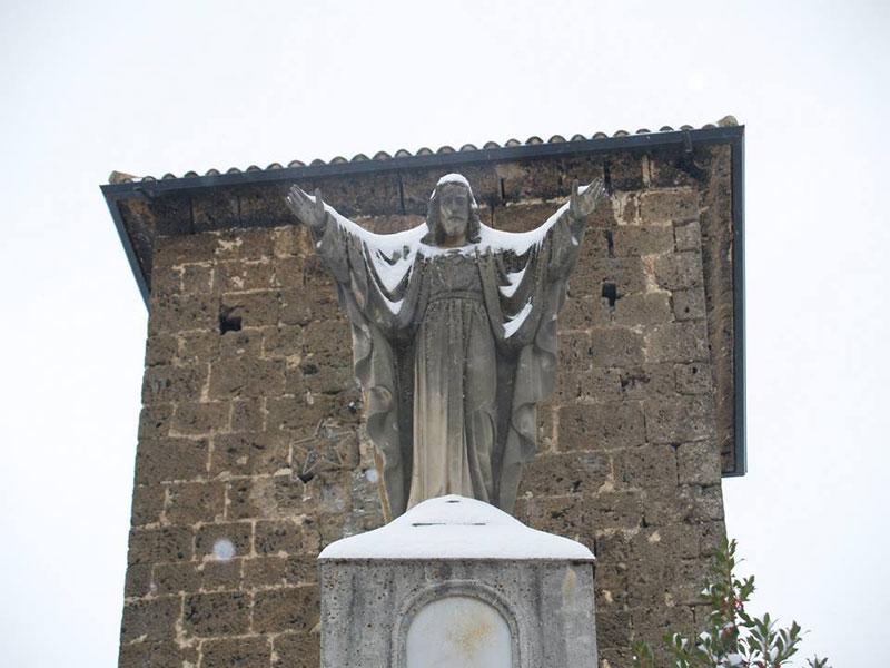 Sagrado Corazón de Santiago de la Espada
