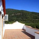 terraza Apartamentos El Pinar