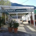 Terraza Restaurante Guadalquivir