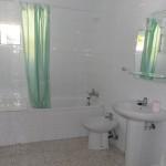 Baño Alojamiento La Ventilla