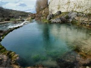 Nacimiento del Río Segura en Santiago-Pontones